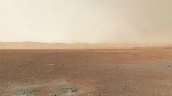Вселенная, поверхность, планета, грунт, Марс, космос