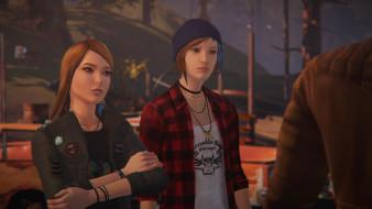 видео игры, life is strange,  before the storm, п