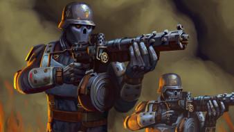The New Colossus, шутер, action, Wolfenstein II