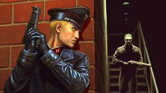 шутер, action, Wolfenstein II, The New Colossus