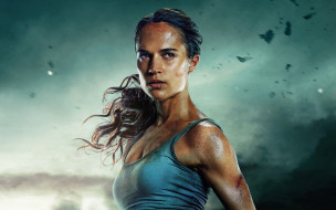 Alicia Vikander, Lara Croft, Tomb Raider