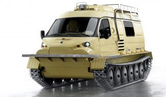 GAZ-340391, Irbis, вездеход