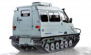 вездеход, GAZ-3409, Bobr