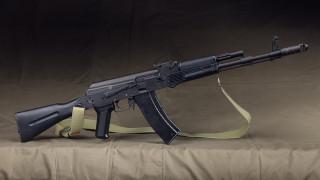 обои для рабочего стола 1920x1080 оружие, автоматы, автомат, ак-74, калашников