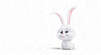рисованное, животные,  зайцы,  кролики, настроение, зайчик