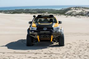 Toyota Hilux Tonka Concept 2017 обои для рабочего стола 1920x1280 toyota hilux tonka concept 2017, автомобили, toyota, 2017, concept, tonka, hilux