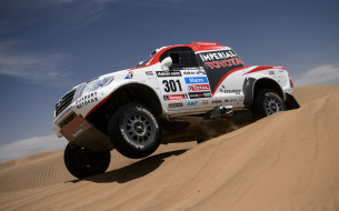 Hilux, Rally, Car, 2012, Toyota