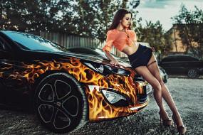 автомобили, -авто с девушками, алла, бергер