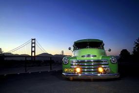 автомобили, custom pick-up, chevrolet