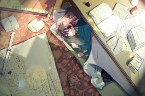 аниме, akagami no shirayukihime, мальчик