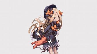 аниме, fate, stay night, взгляд, фон, девушка