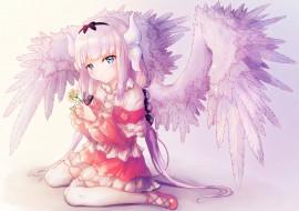 аниме, kobayashi-san chi no maid dragon, девушка