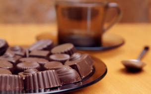 ассорти, шоколад, конфеты