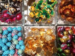 конфеты, ассорти