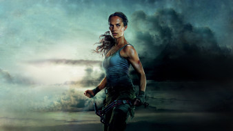 Lara Croft, Tomb Raider, Alicia Vikander
