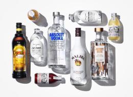 бренды, бренды напитков , разное, алкоголь, ликер, водка, напитки