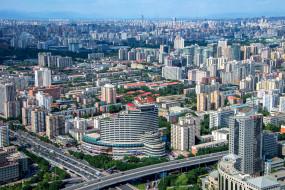 beijing,  china, города, - панорамы, простор