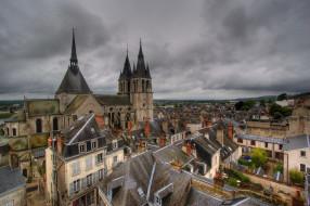 Blois обои для рабочего стола 2048x1364 blois, города, - панорамы, простор