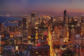 Busy City обои для рабочего стола 2048x1365 busy city, города, - панорамы, простор