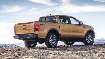 2019, внедорожник, Ford, Ranger