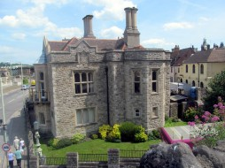 UK, Stone House, Rochester, Kent