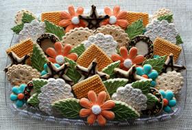 печенье, ассорти