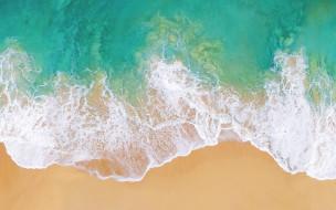 берег, прибой, море