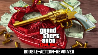 онлайн, action, Grand Theft Auto Online