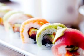 японская, кухня, роллы