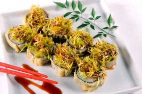 еда, рыба,  морепродукты,  суши,  роллы, японская, роллы, палочки, кухня