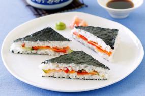японская, суши, кухня