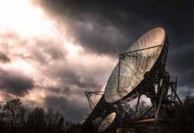 космос, разное, другое, радиотелескоп