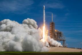 запуск, ракета