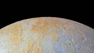 планета, Плутон, Солнечная Система, Северный Полюс