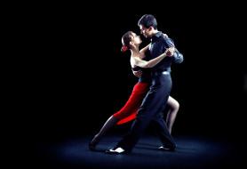 танец, танго, танцоры