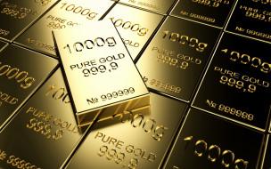 золото, слитки, килограмм
