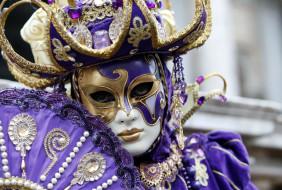 венеция, маски, карнавал