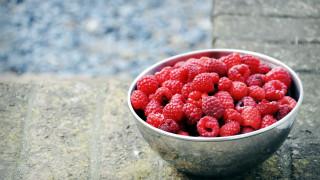 ягоды, малина