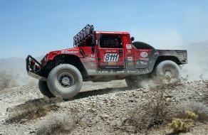 Truck, 2006, красный, Alpha, Race, Hummer, H1