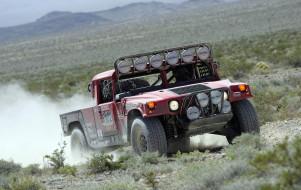 Race, Truck, 2006, красный, Hummer, H1, Alpha
