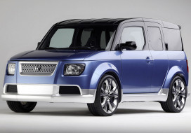 honda element concept 2003, автомобили, honda, 2003, concept, element