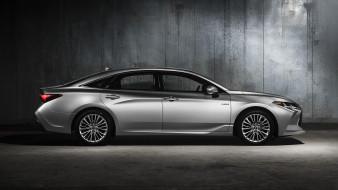 toyota avalon hybrid limited 2019, автомобили, toyota, avalon, 2019, limited, hybrid