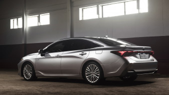toyota avalon hybrid limited 2019, автомобили, toyota, avalon, hybrid, limited, 2019