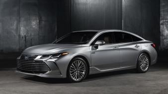 toyota avalon hybrid limited 2019, автомобили, toyota, 2019, limited, hybrid, avalon