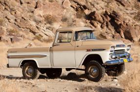 chevrolet apache 31 deluxe fleetside by napco 1959, автомобили, chevrolet, deluxe, 31, fleetside, by, napco, 1959, apache