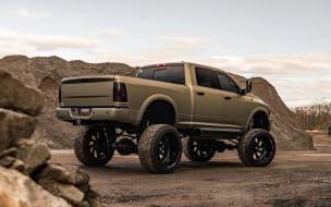 автомобили, custom pick-up, dodge