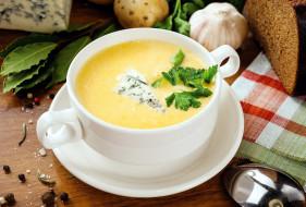 сырный, лист, лавровый, суп