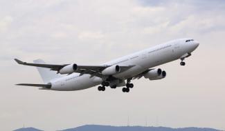 a340-300, авиация, пассажирские самолёты, авиалайнер