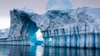 водоем, 2018, айсберг, ледник