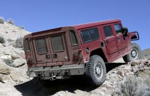 Alpha, Wagon, 2005, красный, Hummer, H1
